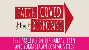 Best practice in the Baha'i, Jain and Zoroastrian communities